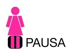 Women's day pause